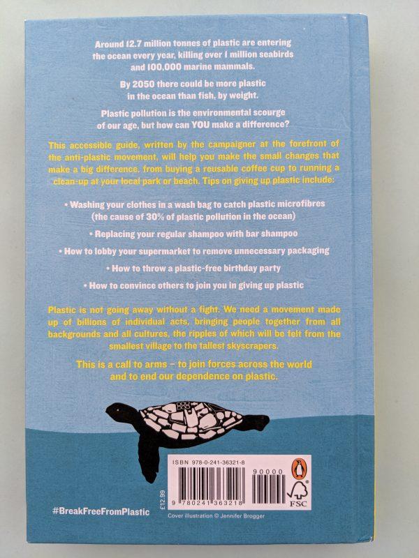 Гърбът на книга с илюстрация на костенурка