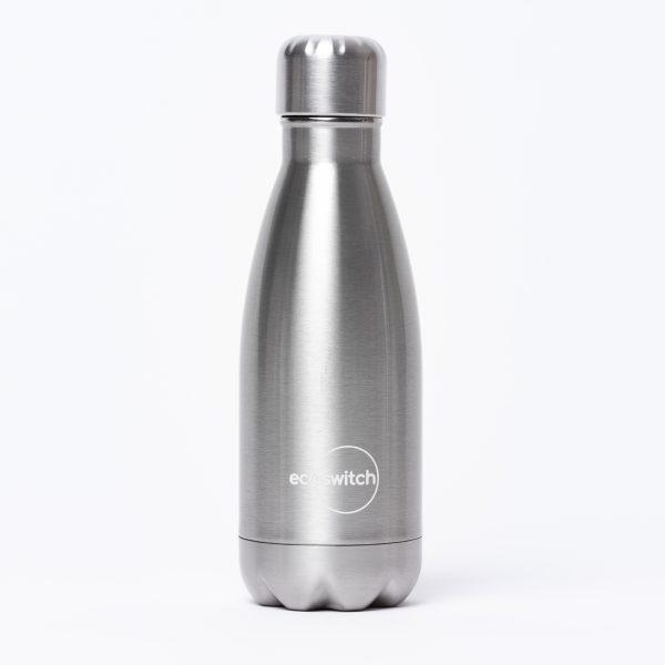 Stainless Steel Bottle 350 ml.- silver