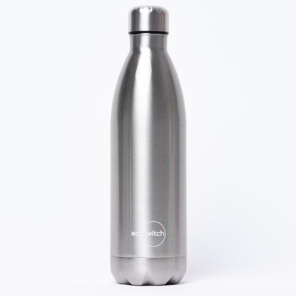Stainless Steel bottle - silver